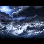 Tempestades oferecem musica para cantarmos
