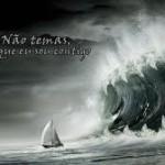 Tempestade e Jesus