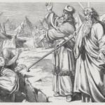Morte de Datã, Coré e Abirão